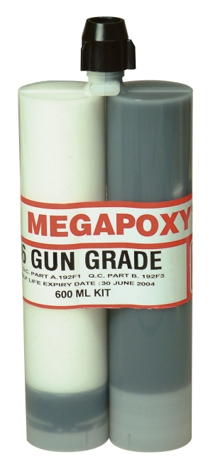 Megapoxy Glue 2 Part 600ml