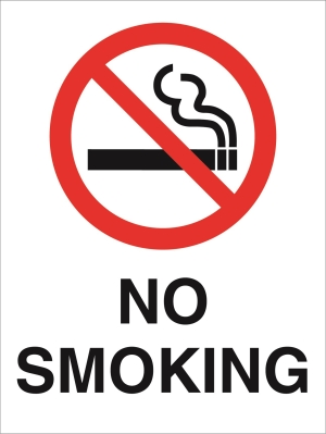 Prohibition - No Smoking