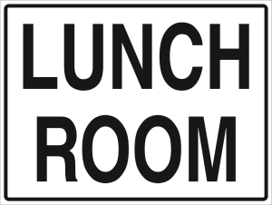 Lunch Room - Metal