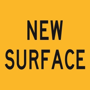 New Surface (Class1) 600 x 600 Corflute