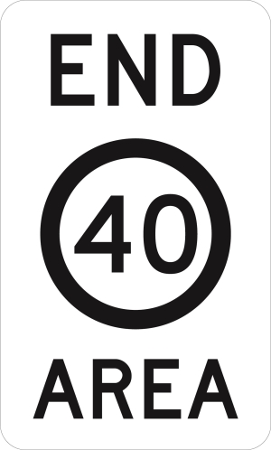 End Speed Area