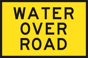 Water Over Road (Cl1) 900 x 600 BEP
