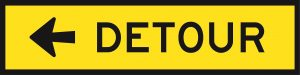 Detour & Arrow (L) (Cl1) 1200 x 300 BEP
