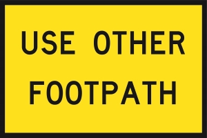Use Other Footpath (Cl1) 900 x 600 BEP